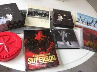 絕版 HOCC 何韻詩 唱片 CD DVD