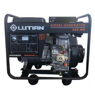 DYNATEC/LUTIAN Diesel Welding Generator Set ( 5000W ) ( 100% Copper Wire )