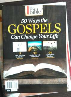 50 Ways the Gospel Can Change Your Life