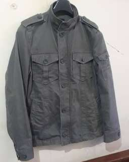 GAP Casual Military Jacket Made in VIETNAM