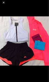 Superdry neon sport jacket
