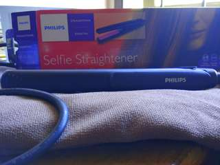 Catokan Philips Selfie Straightener