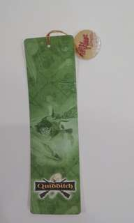 Harry Potter bookmark by hallmark