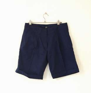 H&M Navy Shorts