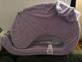 My Brest Friend Nursing Pillow Deluxe - Lilac