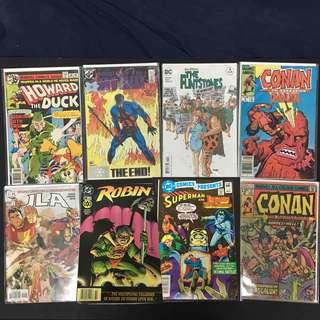 Comic Books Clearance DC Marvel Comics Book TV Cartoon Movie