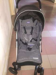 CHICCO MULTIWAY STROLLER KIDDICARE