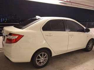 Perodua Bezza for rental
