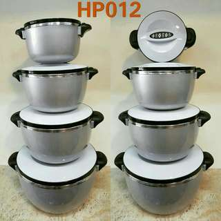 Hot pot containers