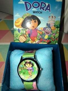 Brand New in Box: Dora The Explorer hand watch