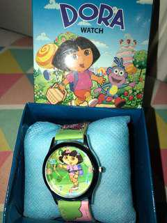 Brand New in Box: Dora The Explorer hand watch