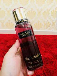 FREE POS Victoria's Secret Body Mist Pure Seduction
