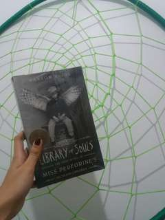 Library of Souls, Miss Peregrine's #3