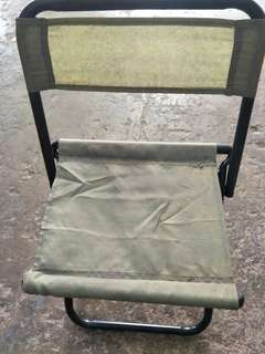 Camping stool/chair