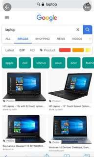Im looking for hulugan na laptop