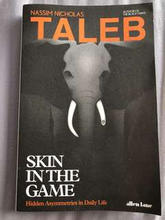 Skin In The Game Nassim Nicholas Taleb