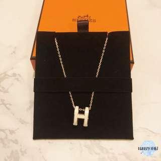 Hermes Pop H 頸鏈