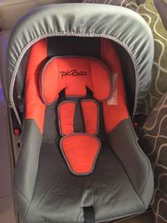 Picolo Safety Baby Car Seat Basket Carrier