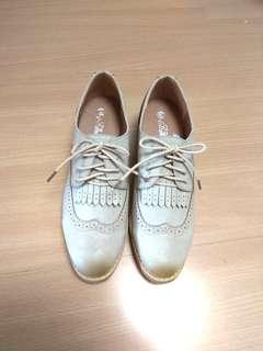 牛津鞋 紳士鞋 全新