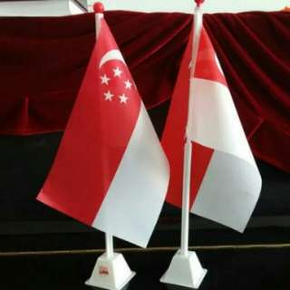 Singapore Flags ($0.30 - $4)