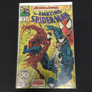 Amazing Spider-Man 378 Marvel Comics Book Stan Lee Movie Avengers Spiderman