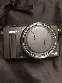 🚚 9.9成新Casio Ex-100 +32GB記憶卡+相機包