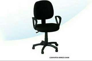 Office Chair with Arms / Adjustable