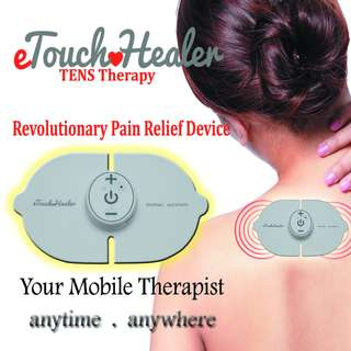 eTouch Healer Miracle Pain Relief Massager GSS OFFER
