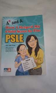 🚚 How I Helped My Child  Score In The PSLE