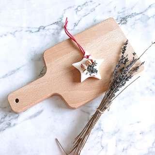 Lavender Wax Tablet (20g) - Handmade