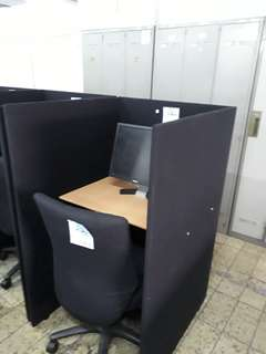 OFFICE CUBICLE/PARTITION