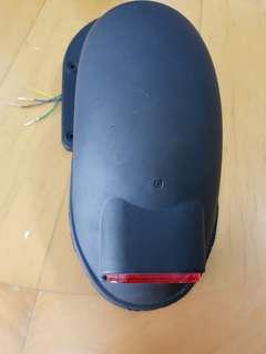 speedway muadguard w rear light