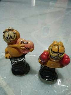 Garfield Figurines