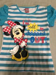 Minnie Mouse Shirt for Kids