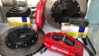 AP Racing CP5200 4Pot Brake kit