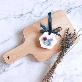 Lavender Wax Tablet (30g) - Handmade