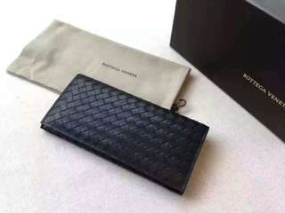 Authentic Brand New Full Set Bottega Venetta Long Wallet Preorder