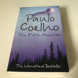 🚚 The fifth mountain by Paulo Coelho