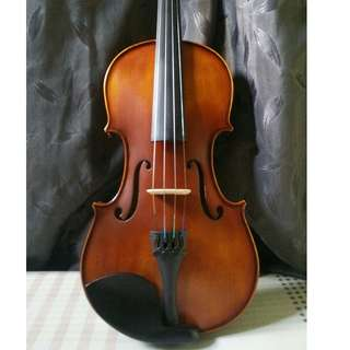 Stradivarius Handcrafted Copy Full-size Violin