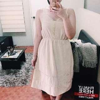 Sun dress (NUDE)