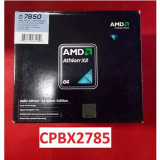 FOR SALE! ATHLON II X2 7850 BE