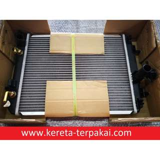 Perodua Myvi Lagi Best Auto Radiator Ketebalan 16mm