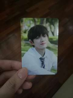 [WTT/WTS] Color of Dream - Hyungseop photocard (official)