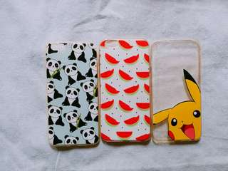 COMBO FOR RM 25 iPhone 6+ Casing