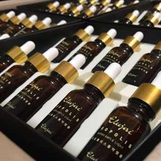 Elujai Propolis Myrrh Ampoule 15ML - 1 set - 10 bottles