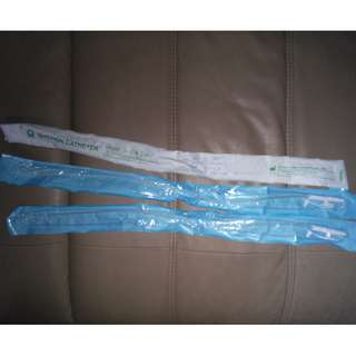 Suction Catheter, Size 12, 5 pieces available.  Free Assure Copolymer gloves 4 pairs. See Special Offer below.