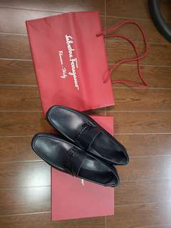 Ferragamo Fiordi Dress Shoes