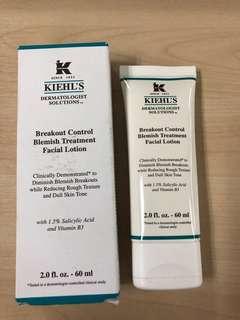 Kiehl's Breakout Control Blemish Treatment Facial Lotion