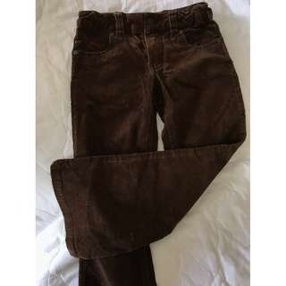 CHEROKEE BROWN PANTS
