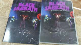 Black Sabbath - CD + DVD(LIVE...GATHERED IN THEIR MASSES)